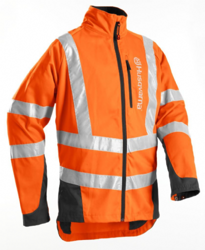 Genuine Husqvarna Forest High Viz Jacket